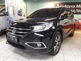 Honda CRV Prestige 2.4 Matic cvt th 2013