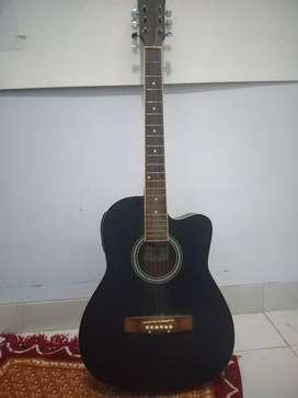 Di jual cepat gitar akustik elektrik