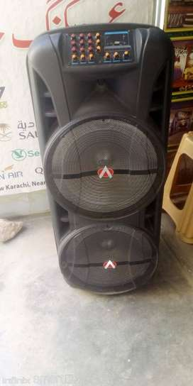 Audionic Speaker 1515 chargeable