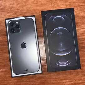 IPhone 12 PRO 128 GB GRAPHITE IBOX ON GARANSI FEB 2022