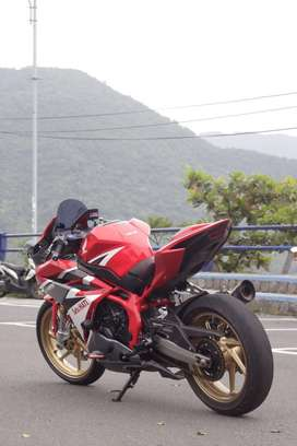 CBR250RR RED RACING ABS