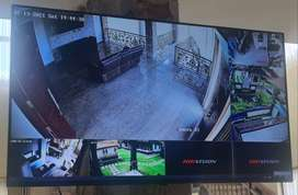Terima jasa pemasangan bergaransi resmi, Paket CCTV 2Mp