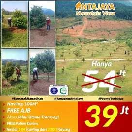 Dijual Tanah Kavling Kebun Durian Kavling Bukit Barisan