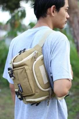 Tas Selempang Pria / Gerilya Jatayu / Tas Tactical / Tas Premium