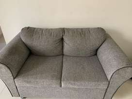 3 + 2 seater sofa for sale. Moving out sale