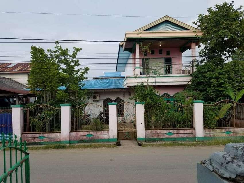 Dijual/Disewakan: Rumah di Pusat Kota Sorong (dekat Pelabuhan Rakyat)