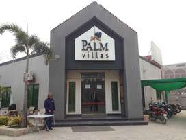 A Project of Plam Villas