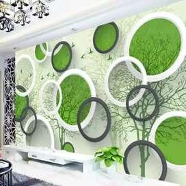 Wallpaper Dinding ecer grosir murah mirah