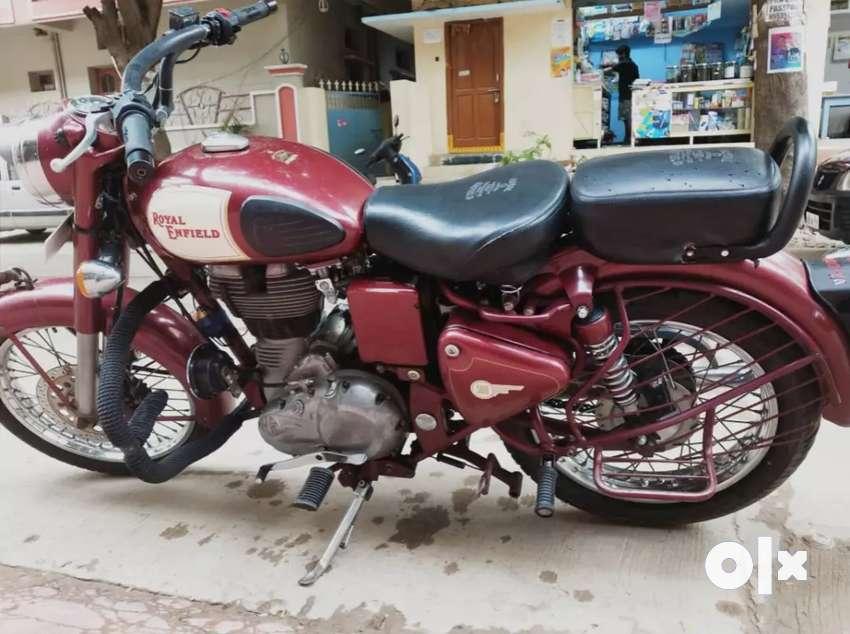 Urgent sale 500 cc classic in good condition 0