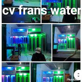Agen pembuatan isi ulang air minum