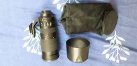 Nikkor DSLR telephoto lens 200-500 mm f5.6 E ED VR AFS