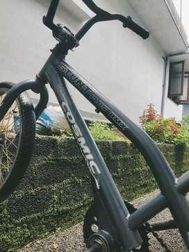 Stund plus BMX