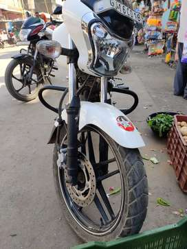 Vikrant red and white good condition