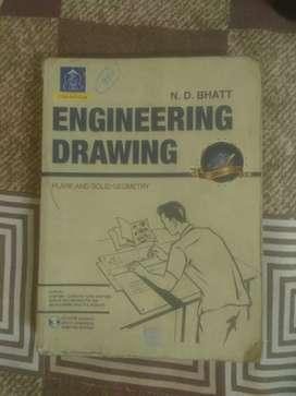 N D BHATT engineering drawing