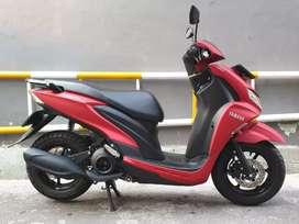 JUAL RUGI Yamaha FreeGo S ABS Km 300 2019 Free Go 125 mio lexi vario