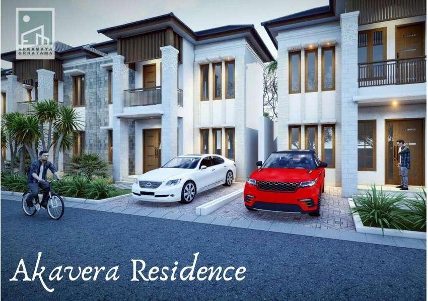 Akavera Residance Rumah strategis dalam ringrood dekat UPY