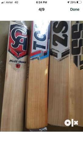 High quality cricket bats