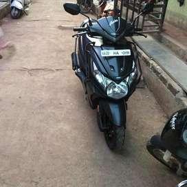 Full condition bike