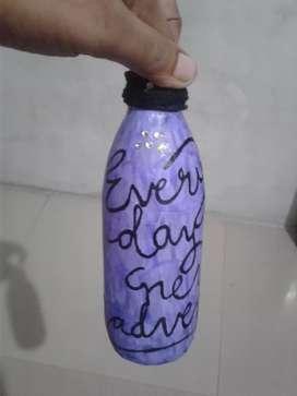 Bottle decor