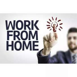 Home base work ad posting or advertisment