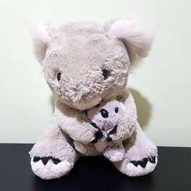 Boneka Koala Mom and Baby
