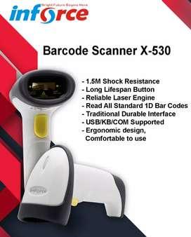 Scanner Barcode Inforce