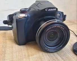 Kamera Prosumer Canon SX50 HS Free Memory dan tas ( kamera vlog )