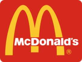 Urgent hiring for McDonald's delivery