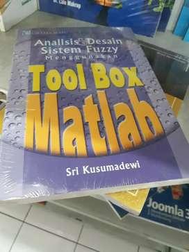 Buku ToolBox matlab