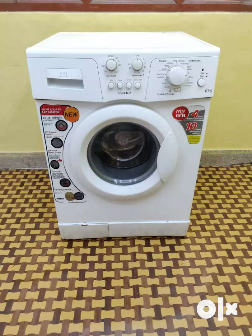 IFB front load fully automatic 6 kg home delivery free 0