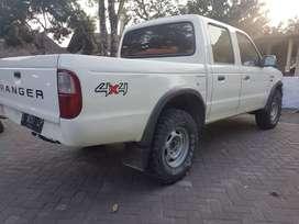 Ford Ranger 2004 manual siap pake pajak hidup kir hidup