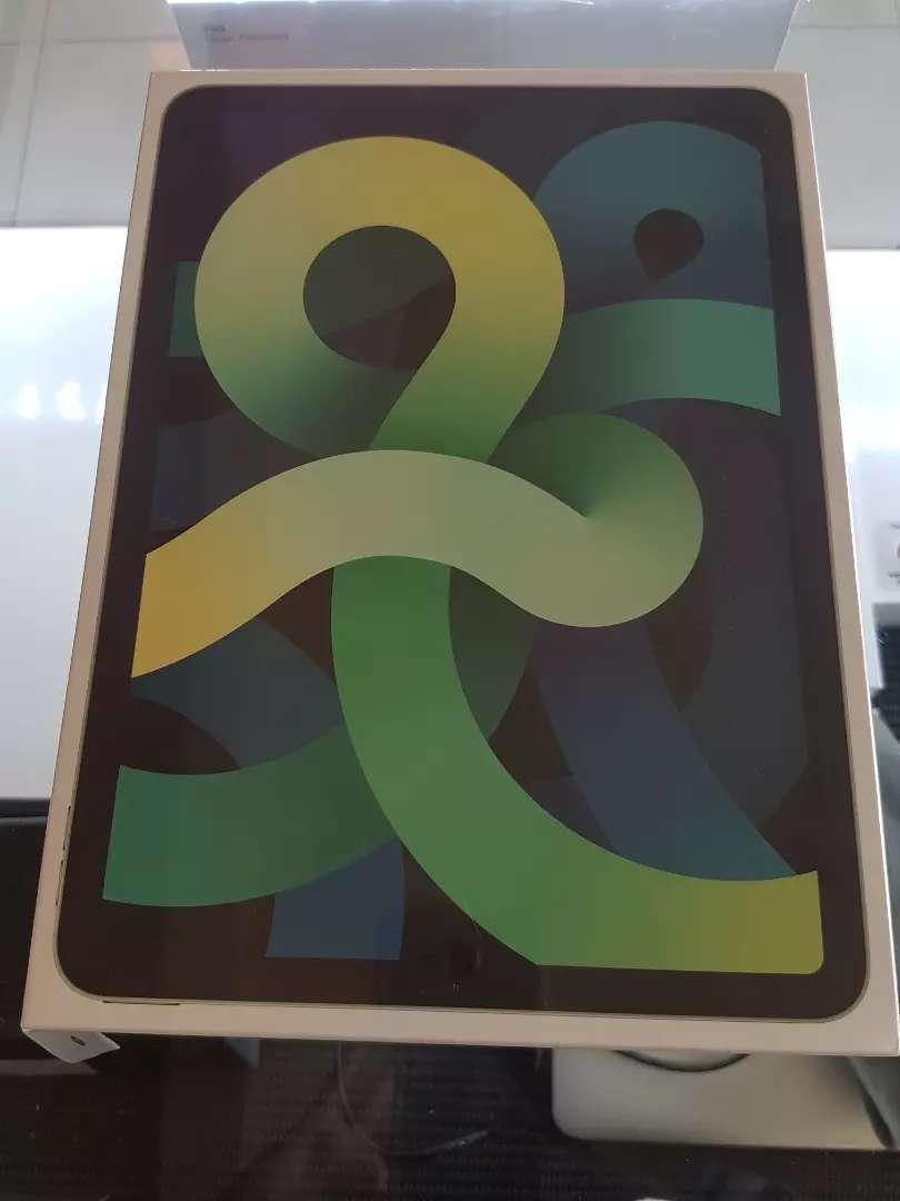 Ipad Air 4 64GB Wifi only Green 0