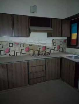 3bed dd flat for rent in block 2 in Karson apartments near moti mehal