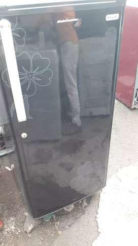 6Month warranty singeal door refrigerator