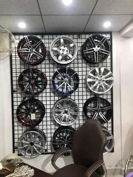 Alloy rims new variety now available