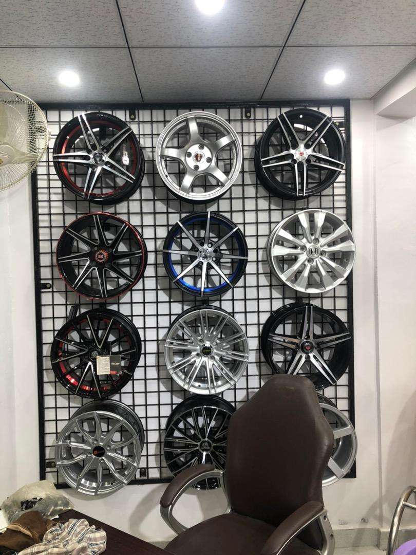 Alloy rims new variety now available 0