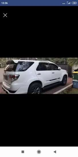 Fortuner TRD manual