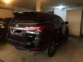 ISTIMEWA ! DIJUAL CEPAT Toyota Fortuner VRZ AT 2016 SIAP PAKAI