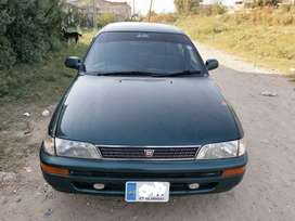 Corolla 2001 X.E for Sale in Wah Cantt