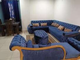 Furnished luxury two bedrooms apartment for rent in bahria phase 4