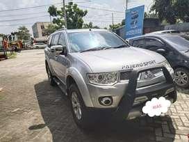 Mitsubishi Pajero Dakar AT Tahun 2012 KM 80ribuan