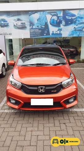 [Mobil Baru] Promo Kemerdekaan Honda All New Brio 2020 Dp 30 Jutaan