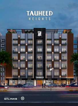 1 bed luxury appartment near iefal tower 2 year installments bahria