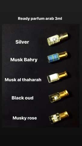 Parfum bibit arab non alkohol murah