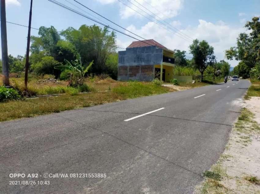 Jual Tanah Pinggir Jln Raya DOLOPO-TELAGA NGEBEL