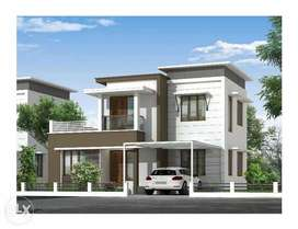 Premium villas near hi lite mall.