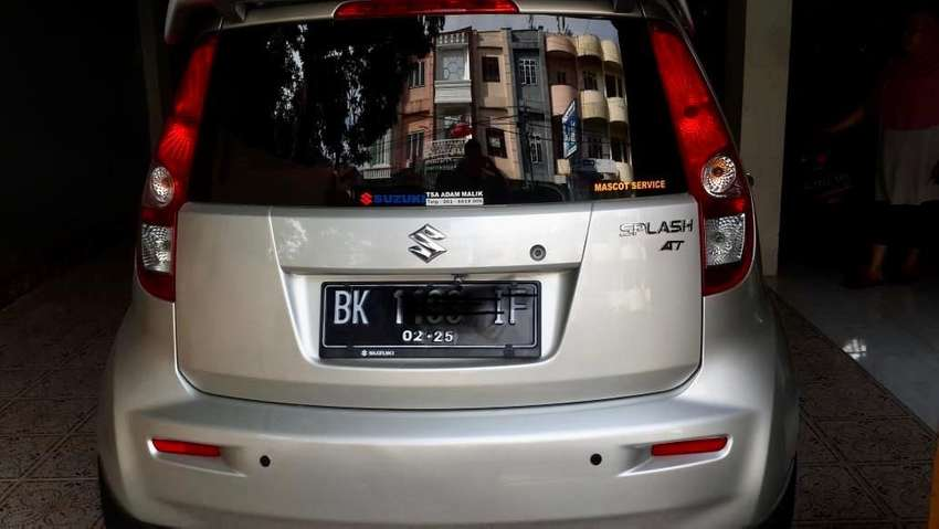 Dijual mobil pribado Suzuki Splash A/T 2014 0