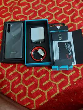 Oneplus Nord 8GB RAM+128GB ROM 11month old
