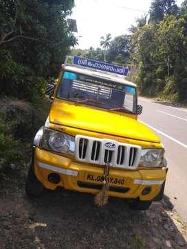 Mahindra Bolero DI BS III, 2012, Diesel