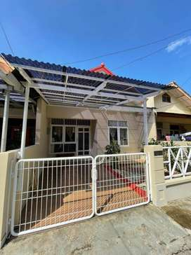 Dijual Rumah Semi Furnished Siap Huni Di Graha Raya